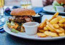 Fast Food, Burger, Fries