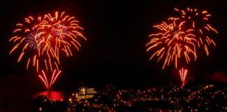 fireworks, firecrackers