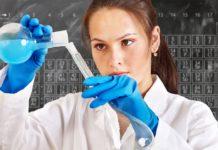 woman preparing syringe