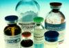 Chemotherapy bottles
