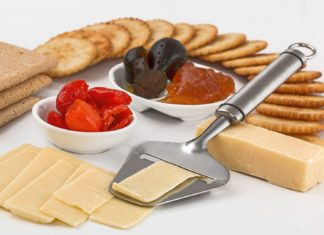 Dairy products and meat