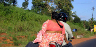 A fat indian woman photo: Matt Watts