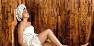 Frequent sauna baths can protect you from stroke